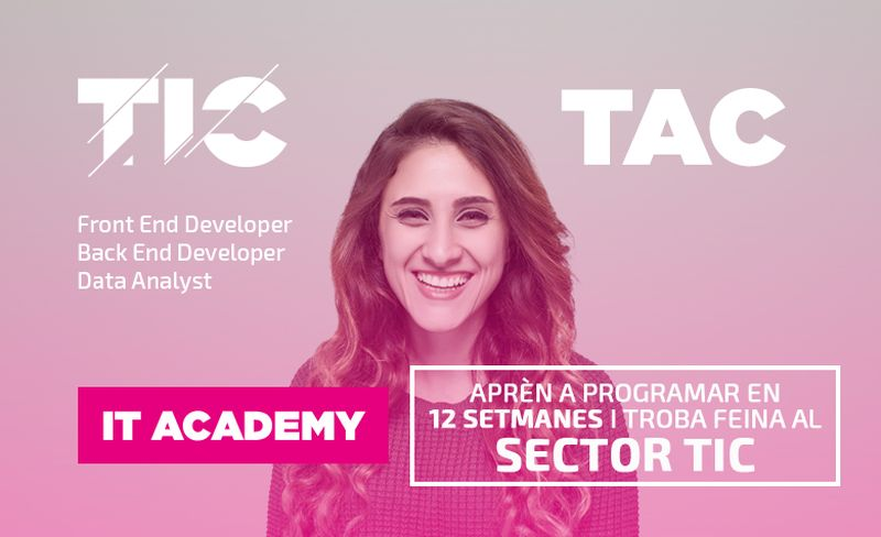 IT Academy nous cursos 20-21